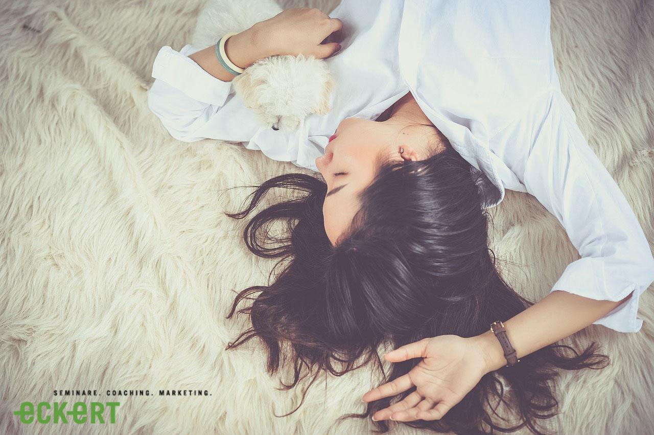 Warum Schlaf für unser Wohlbefinden so wichtig ist