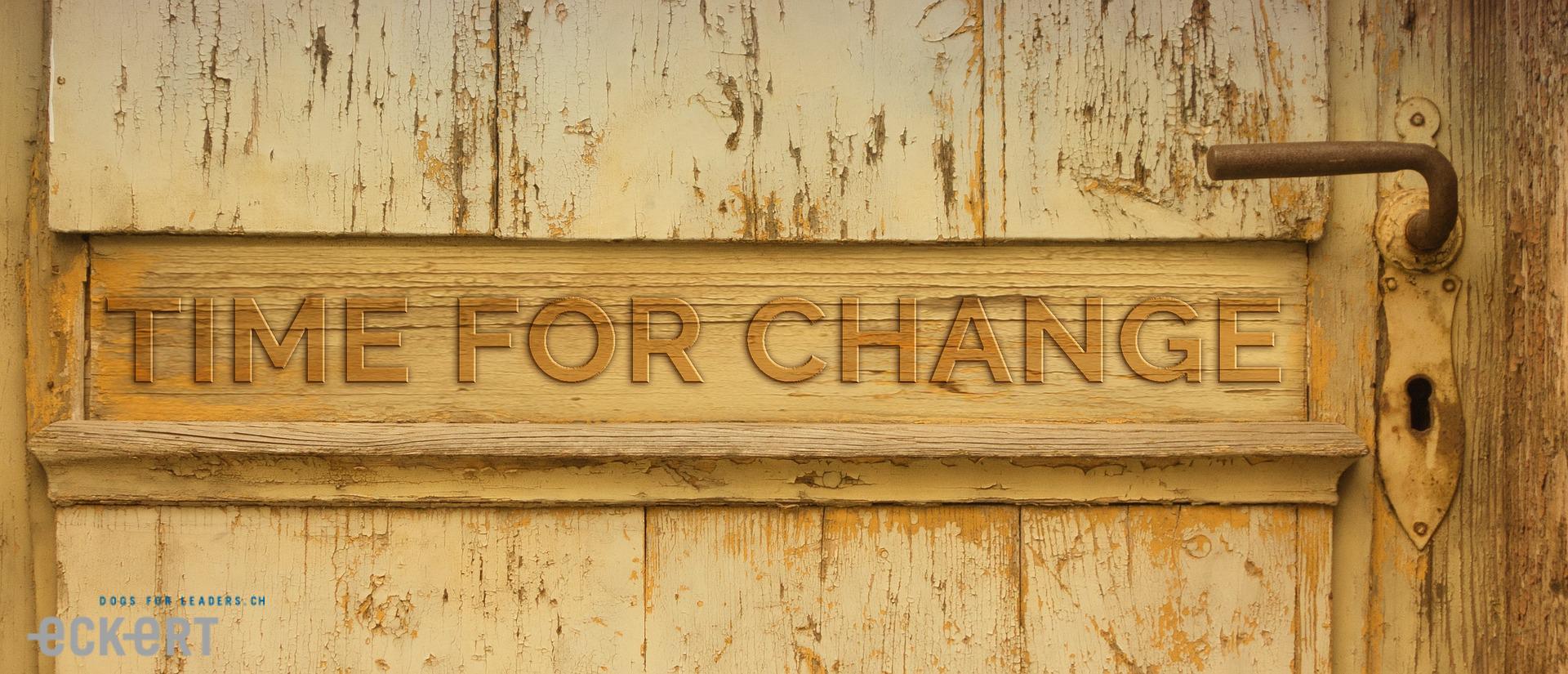 So erleichtern Sie ihren Mitarbeitern anstehende Veränderungen