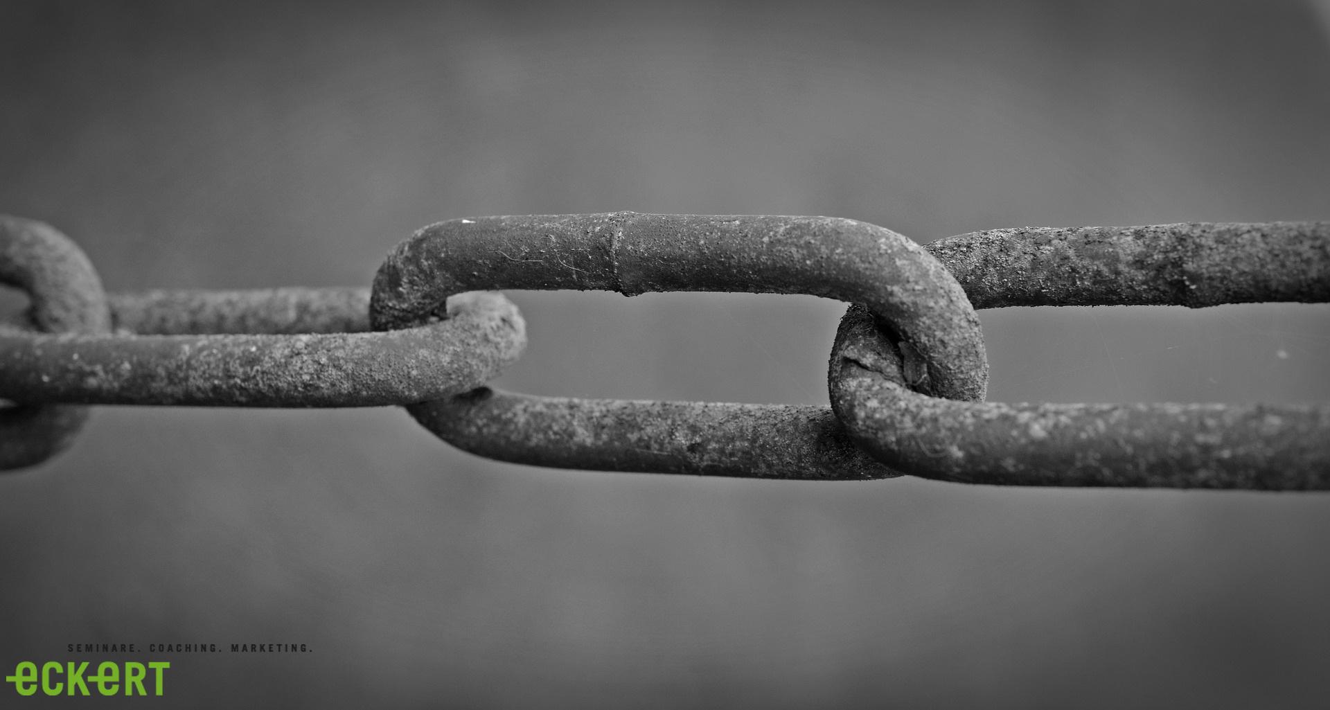 Don't break the chain! Die Seinfeld-Strategie