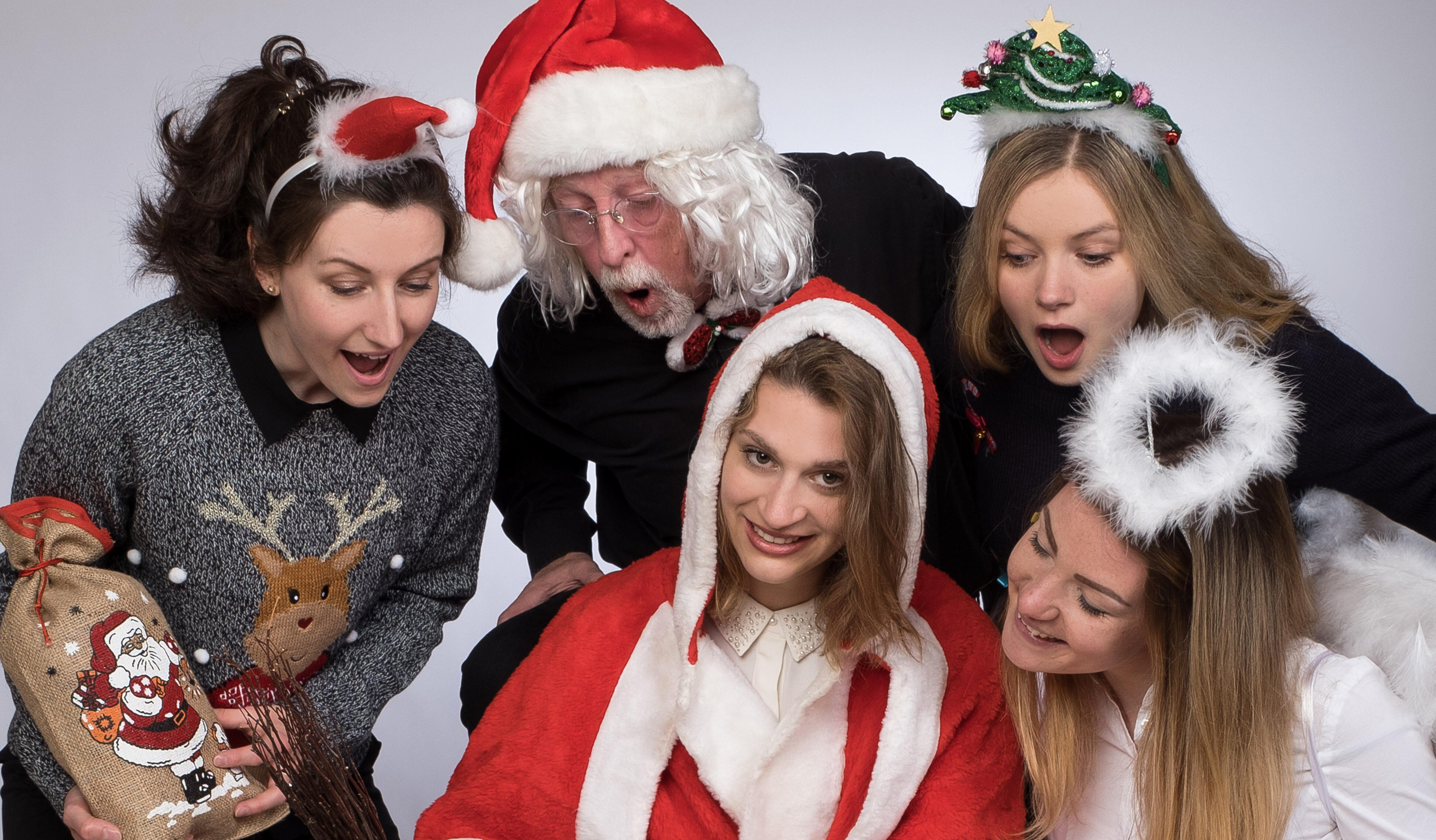 Eckert Seminare wünscht Ihnen Frohe Weihnachten!