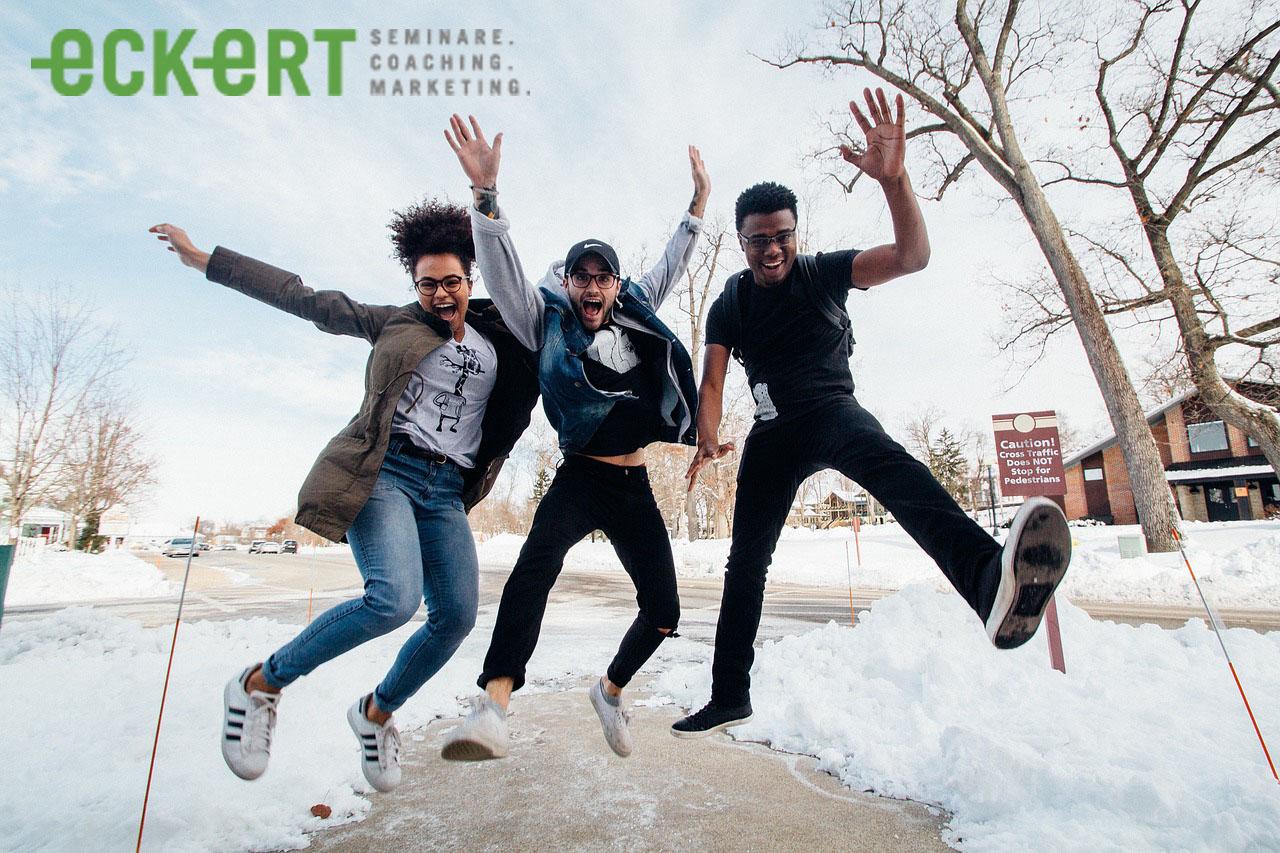 Motiviertes Team: Tipps für gute Stimmung (1/3)