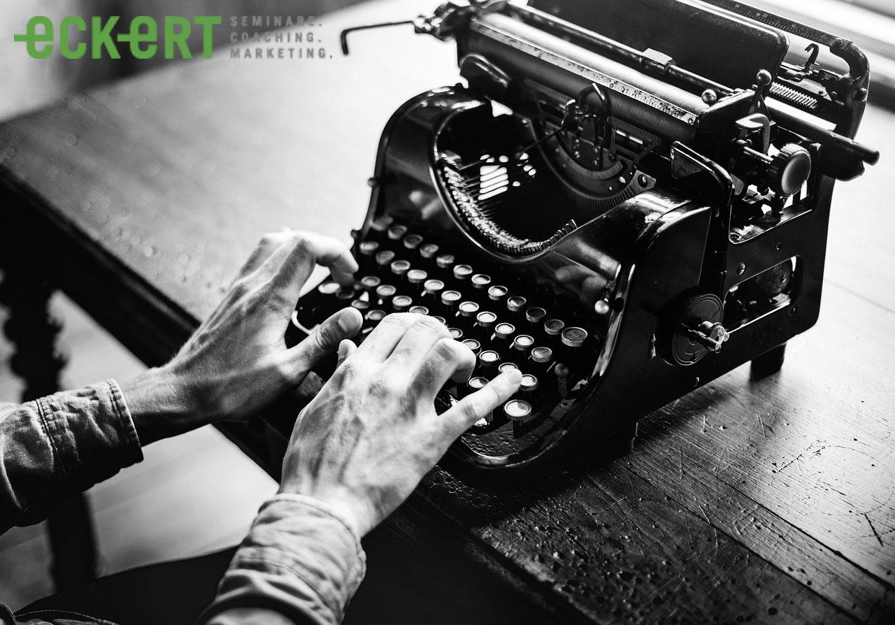 5 Tipps für das Schreiben guter Blog Posts (Teil 1/3)