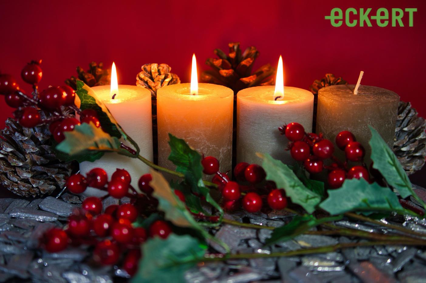 Tipps für eine nachhaltige Adventszeit