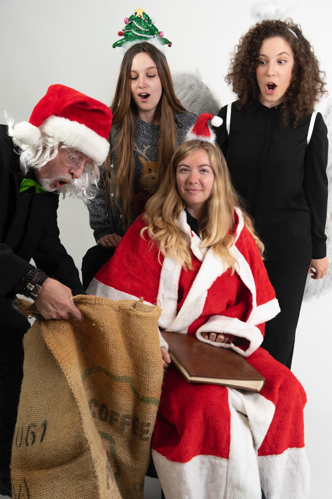 Wir wünschen Ihnen fröhliche Weihnachten